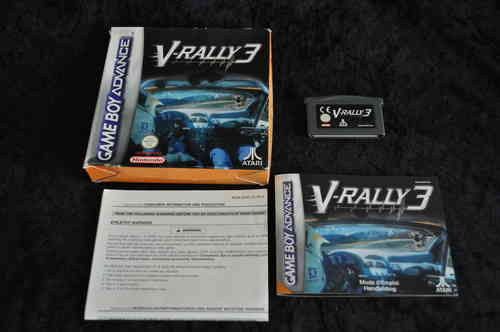 Gameboy Advance  v rally 3 Boxed