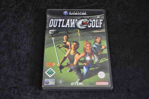 Gamecube Game Outlaw golf