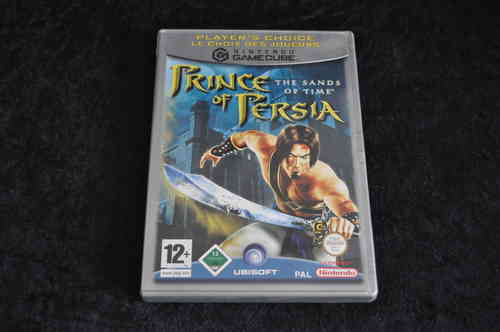 Gamecube Game Prince of persia the sands of time players choice