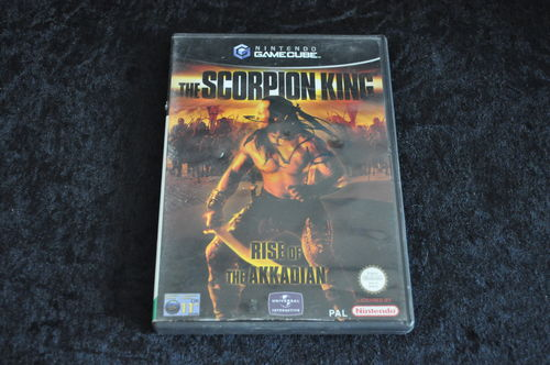 Gamecube Game The scorpion king rise of the akkadian