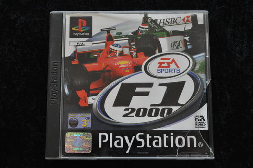 F1 2000 Playstation 1 PS1