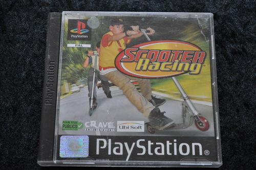 Scooter racing Playstation 1 PS1