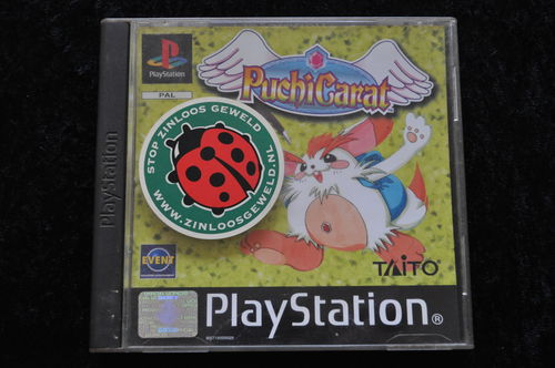 Puchi carat Playstation 1 PS1
