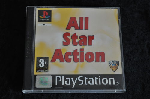 All Star Action Playstation 1 PS1
