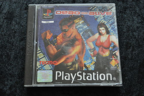 Dead or alive Playstation 1