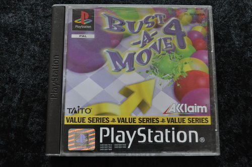 Bust a move 4 Playstation 1 PS1