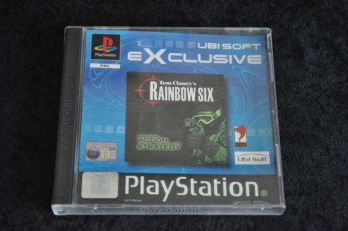 Tom clancys Rainbow six Playstation 1 PS1