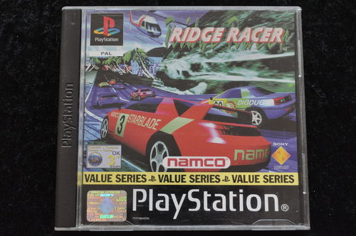 Ridge Racer Playstation 1 PS1
