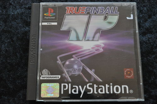 True pinball Playstation 1 PS1