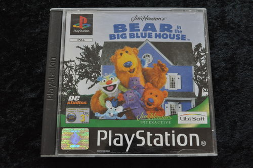 Bear in the big blue house Playstation 1 PS1