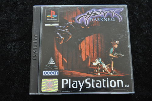 Heart of darkness Playstation 1 PS1