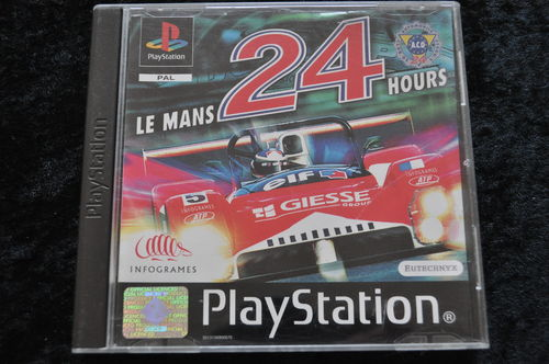Le mans 24 hours Playstation 1 PS1