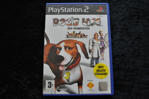 Dog's Life Playstation 2 PS2