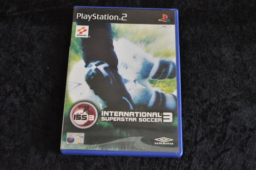 Playstation 2 International Superstar Soccer 3