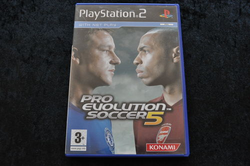 Pro Evolution Soccer 5 Playstation 2 PS2