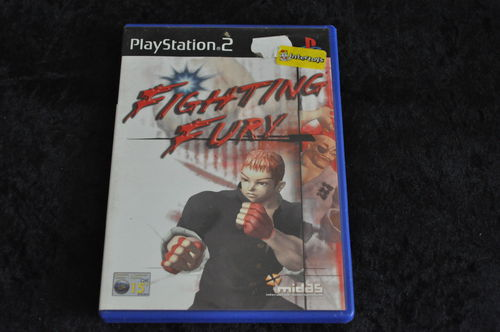 Playstation 2 Fighting Fury