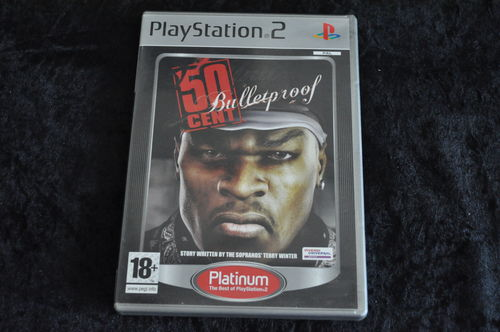Playstation 2 50 Cent Bulletproof