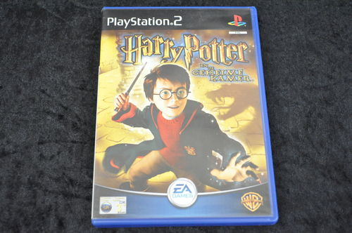 Playstation 2 Harry Potter En De Geheime Kamer