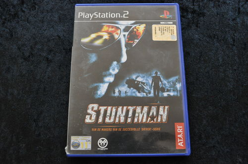 Stuntman Playstation 2 PS2