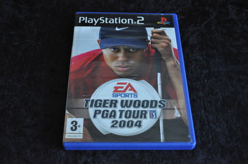 Playstation 2 Tigerwoods PGA Tour 2004