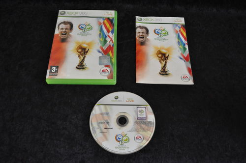 XBOX 360 Fifa world cup Germany 2006