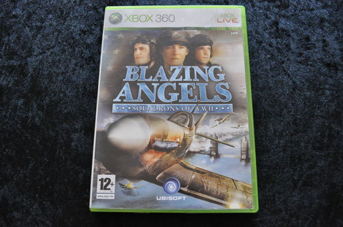 Blazing angels squadrons of ww2 XBOX 360