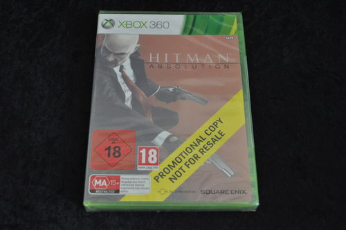 xbox 360  Hitman absolution store game Sealed