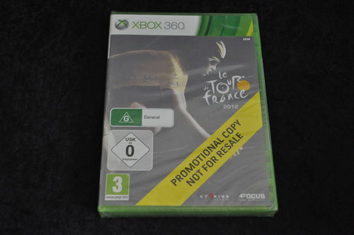 XBOX 360 Le tour de france 2012 store game sealed