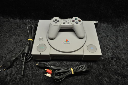 Sony Playstation 1 incl 1 controller