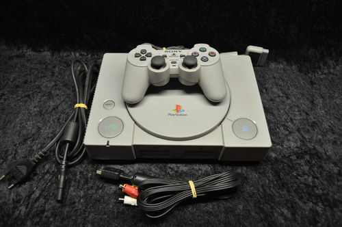 Sony Playstation1 incl 1 Dualshock Controller