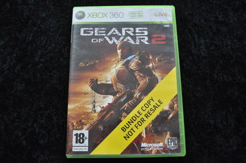 Gears Of War 2 Bundle Copy Not For Resale XBOX 360