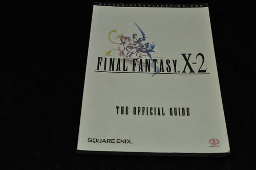 Final Fantasy X-2 The Official Guide
