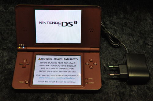 Nintendo DS i XL Boxed Dark Brown