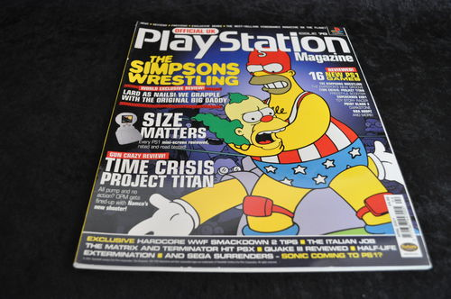 Playstation Magazine Official UK ISSUE 70