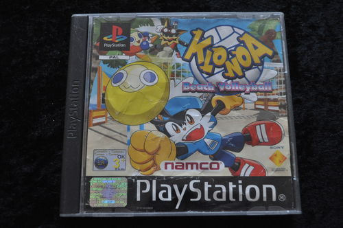 Klonoa Beach Volleyball Playstation 1 PS1