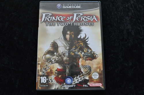 Prince Of Persia The Two Thrones GameCube Game