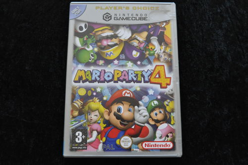 Mario Party 4  GameCube Player's Choice