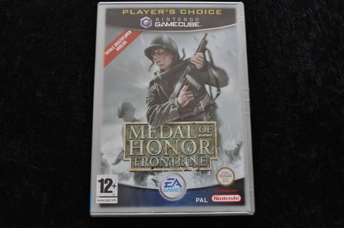 Medal Of Honor Frontline  Player's Choiche GameCube