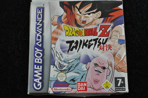 Dragon Ball Z Taiketsu Gameboy Advance Boxed