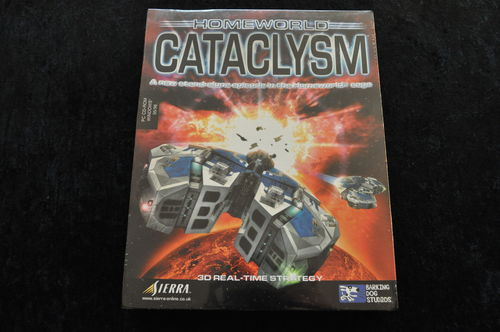 Homeworld Cataclysm New In Seal PC Game