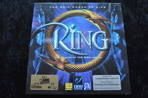 Ring The Legend Of The Nibelungen PC Game