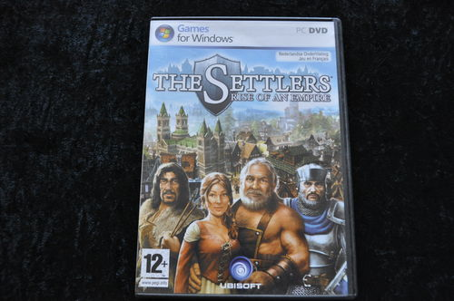 The Settlers Rise Of An Empire PC Game