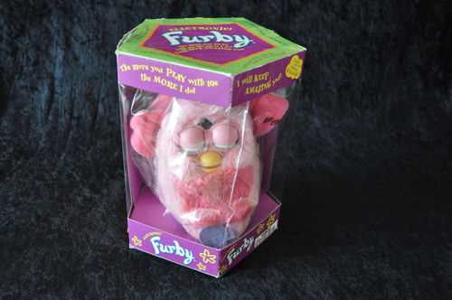 Furby Model 70-800 Pink Boxed