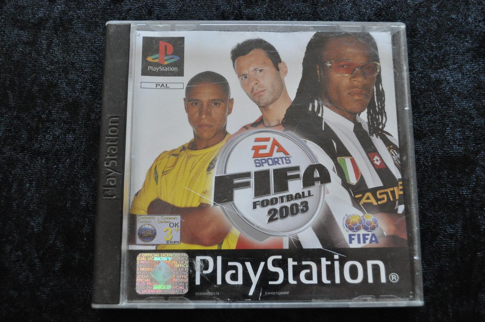 Fifa-Football-2003-Geen-Manual-Playstation-1-PS1