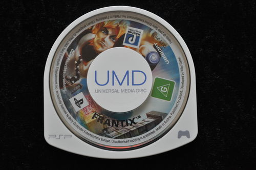 Frantix Disc Only PSP