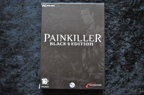 Pain Killer Black Edition PC Game