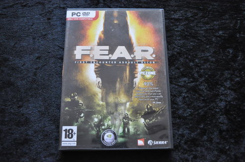 FEAR PC Game