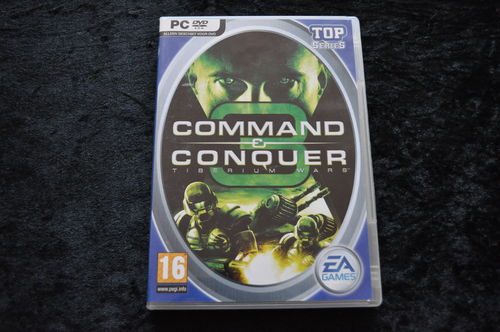 Command And Conquer 3 PC Game