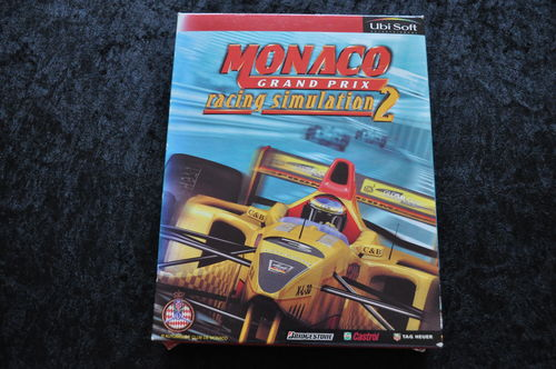 Monaco Grand Prix Racing Simulation 2 Big Box PC Game