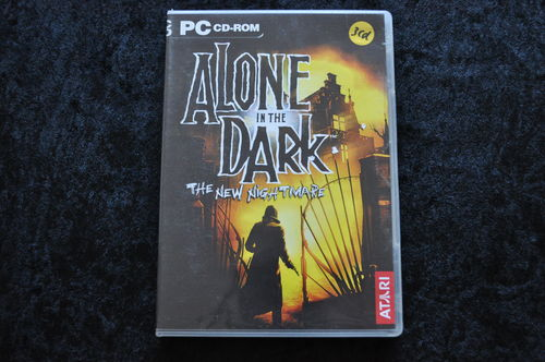 Alone in the dark the new night mare PC Game
